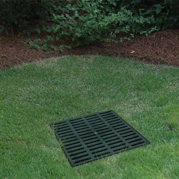 Catch Basin Drainage System