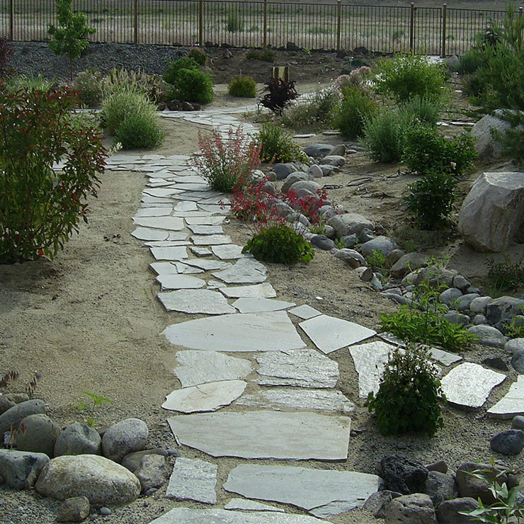 Landscape and Garden Drainage System