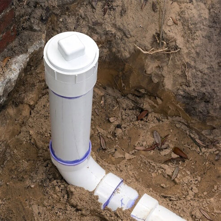 Sewer Pipe Line